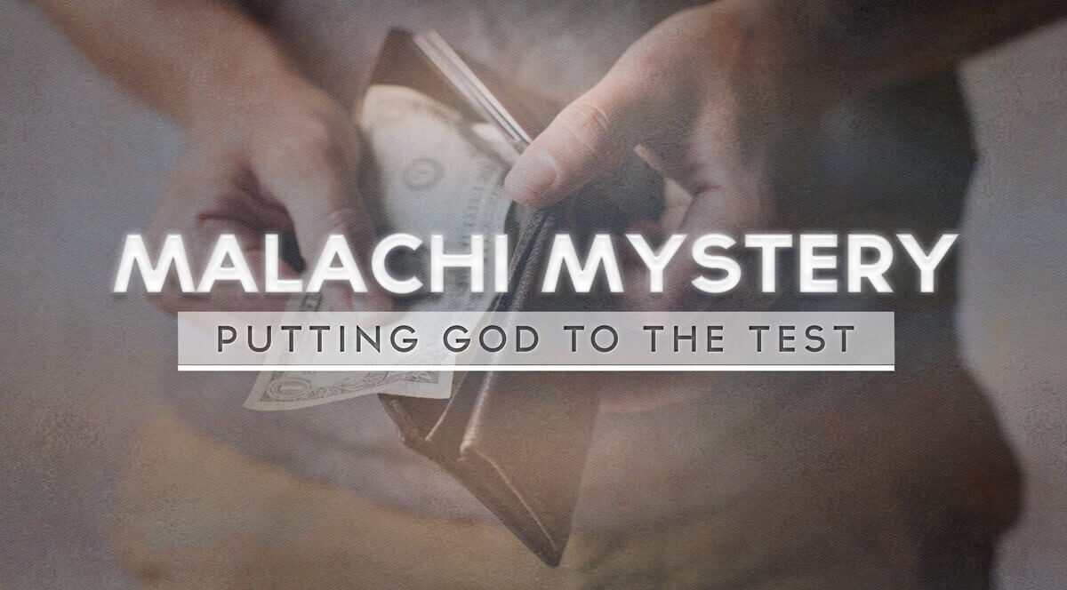 Malachi Mystery and the Christian Giving