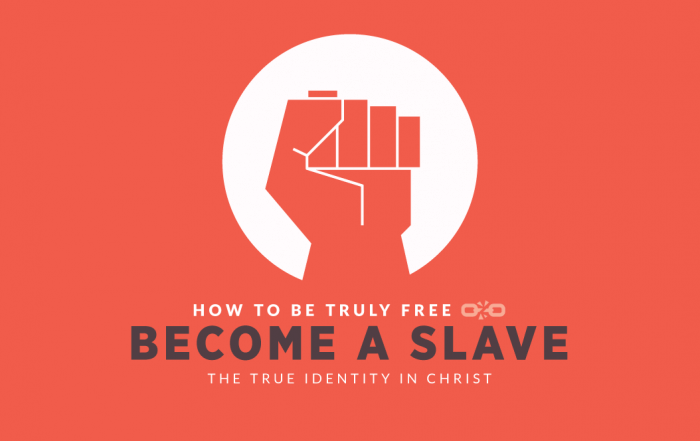 How to Be Truly Free - Become a Slave of Christ