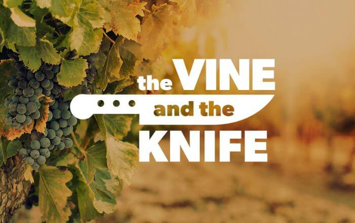 The Vine and the Pruning Knife