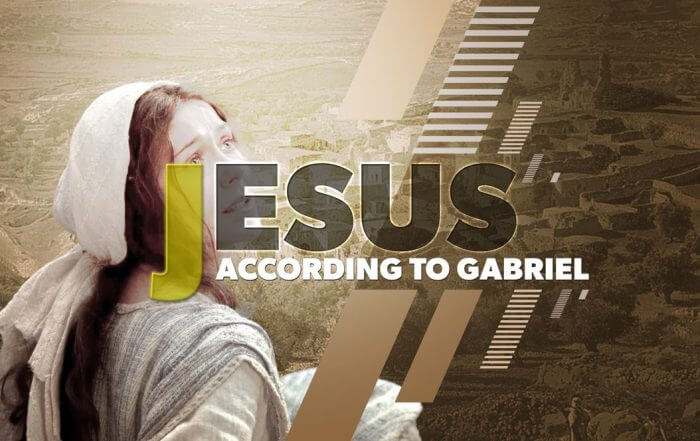 Jesus according to Gabriel