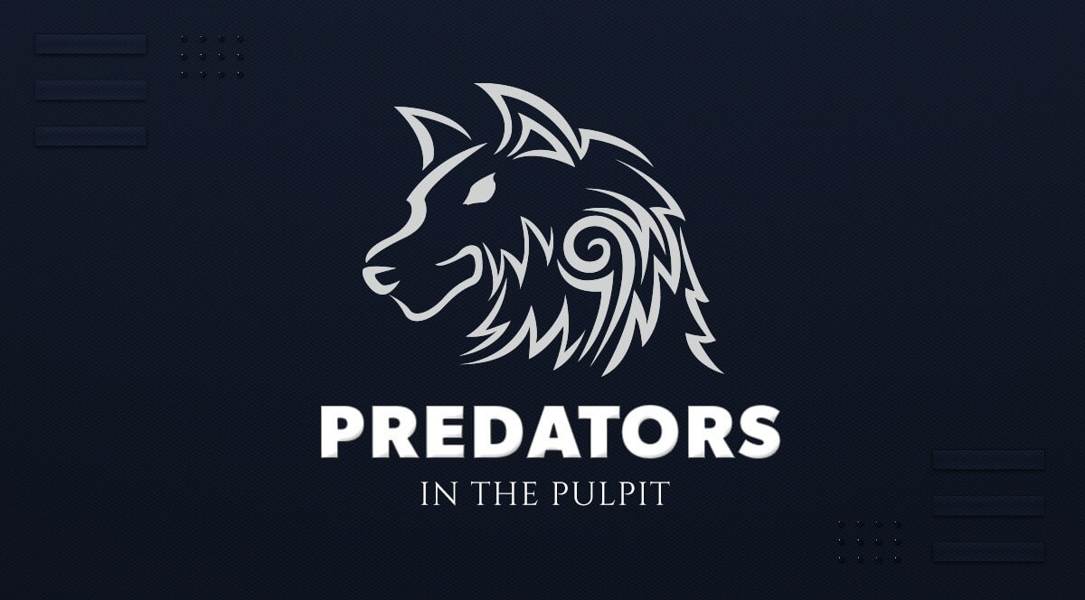 Predators in the pulpit