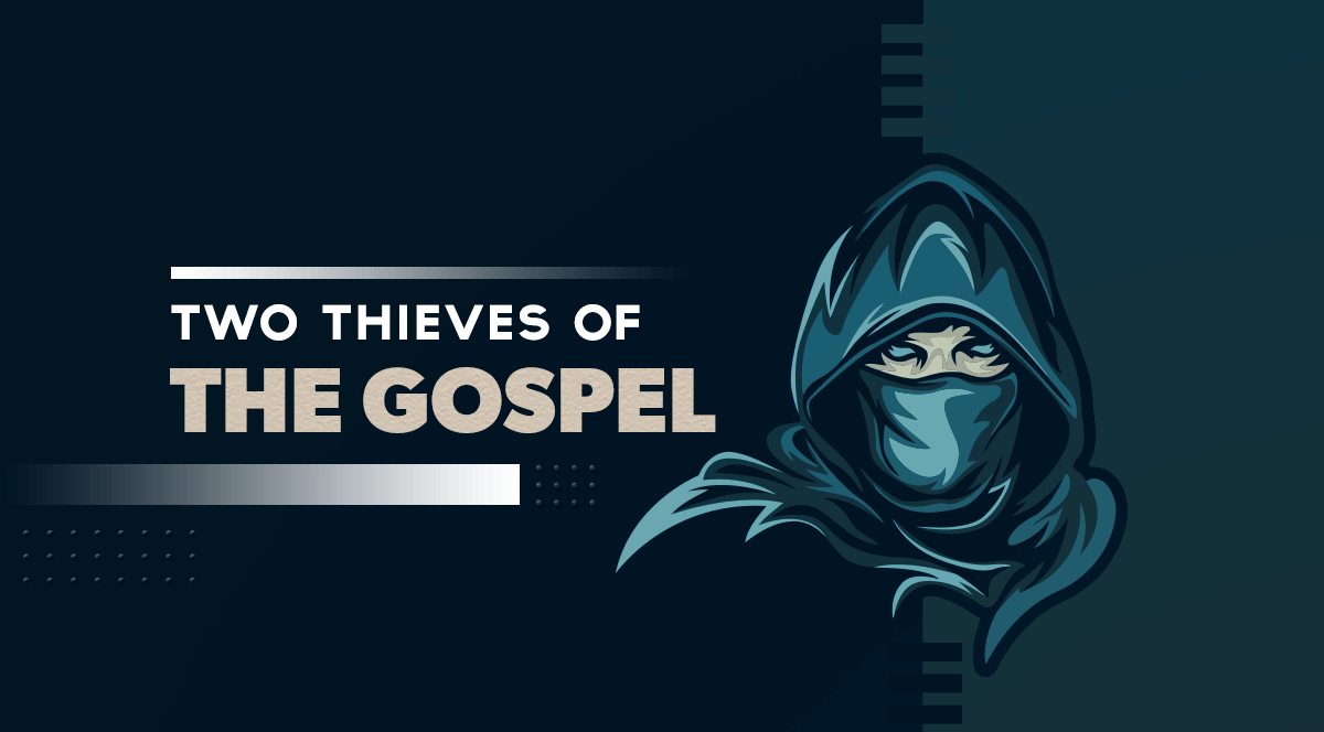 Two thieves of the Gospel